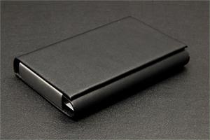 philippi 180070牛革製ネームカードケース ヨコ