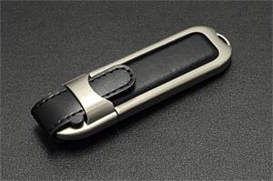 CEK-100B USB メモリ レザータイプ(4GB)
