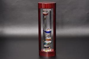 333-202ガラスフロート温度計L