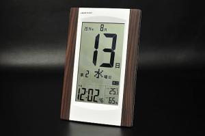 KW9256日めくり電波時計