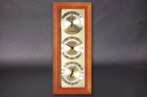 TM-712快適モニター温湿度・時計