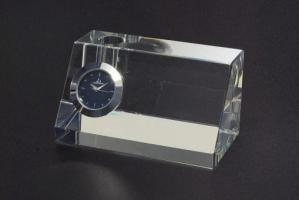 ルナプレシャス 時計付ペンスタンド