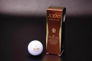 ゼクシオプレミアム(3個)ダンロップゴルフボール