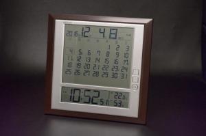 セイコー 電波マンスリーカレンダー時計 144k-1