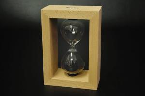 333-105木枠砂時計(5分計)