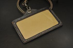 BL-175ブライドルレザーIDカードケース(ブライドルレザー)