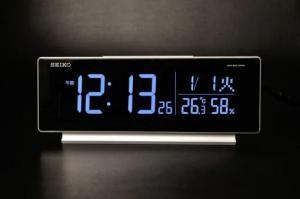 セイコー seriesC3 交流式デジタル電波時計 143g-5
