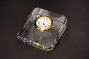 エコロジー・クリスタル時計オーナメント232g-8a