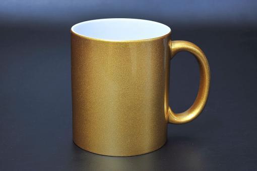 金/銀マグカップ【1540-s0573】