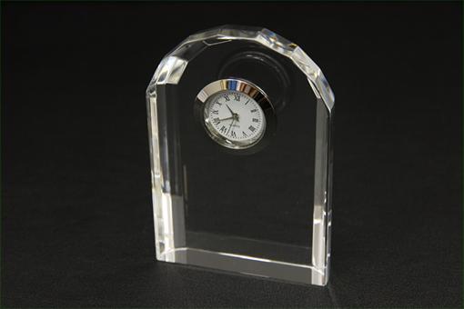 NKTR0283クリスタル時計【1027-s0190】