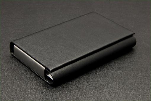 philippi 180070牛革製ネームカードケース ヨコ【1030-s0217】