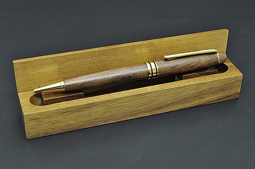 木箱入り木製ボールペン【1304-s0444】