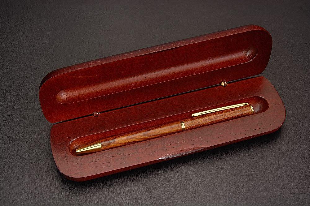 A30-07木製ボールペン403 木製レトロケース【1706-s0807】