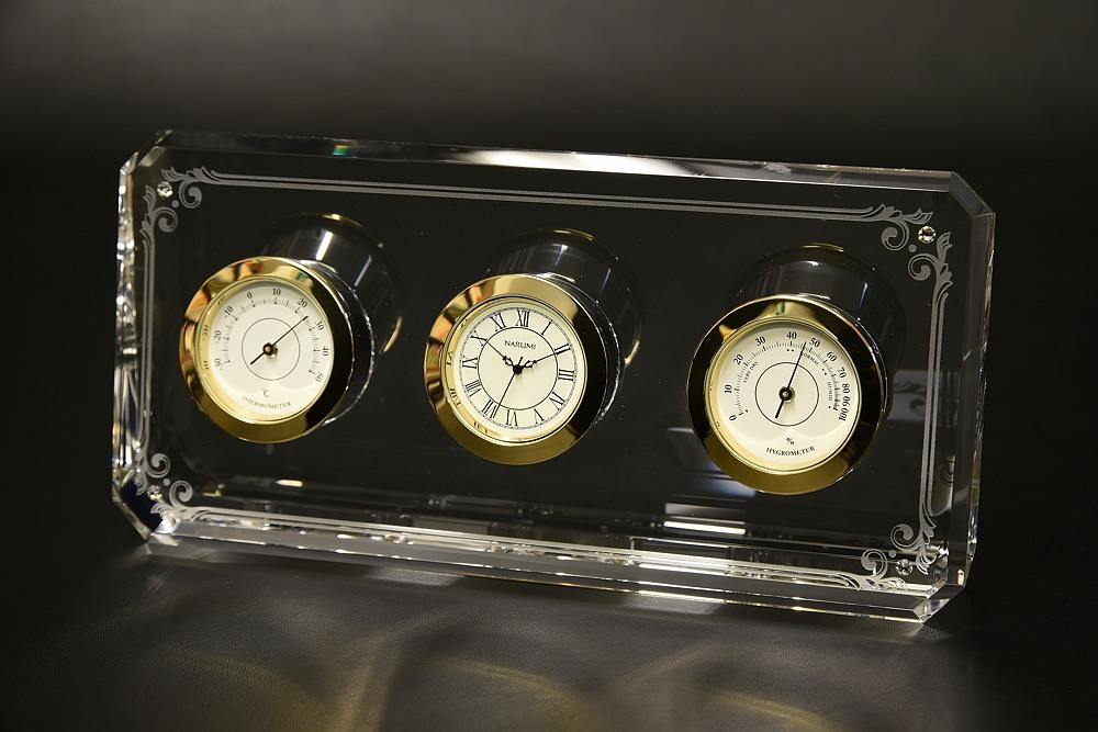 229y-1 NARUMI サーモクロック【1939-s0941】