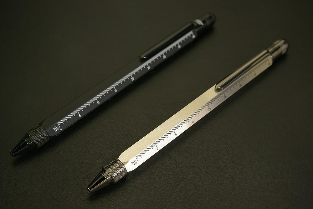 マイスターツールペン グロスブラック/シルバーヘアライン【1937-s0958】